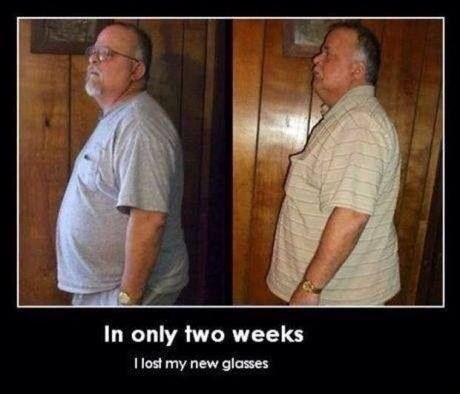weight loss glasses funny - 8122015488