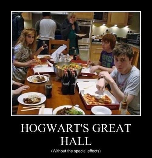 Harry Potter Hogwarts - 8122077184