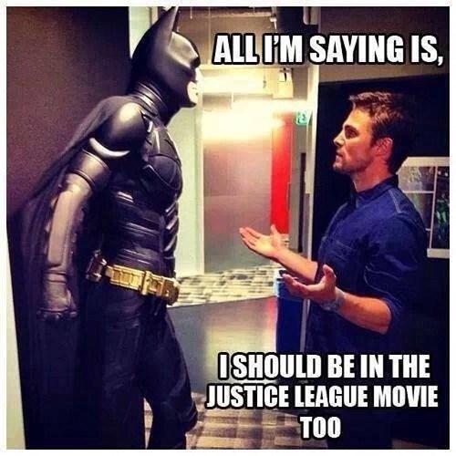 Batman v Superman green arrow batman - 8122100992