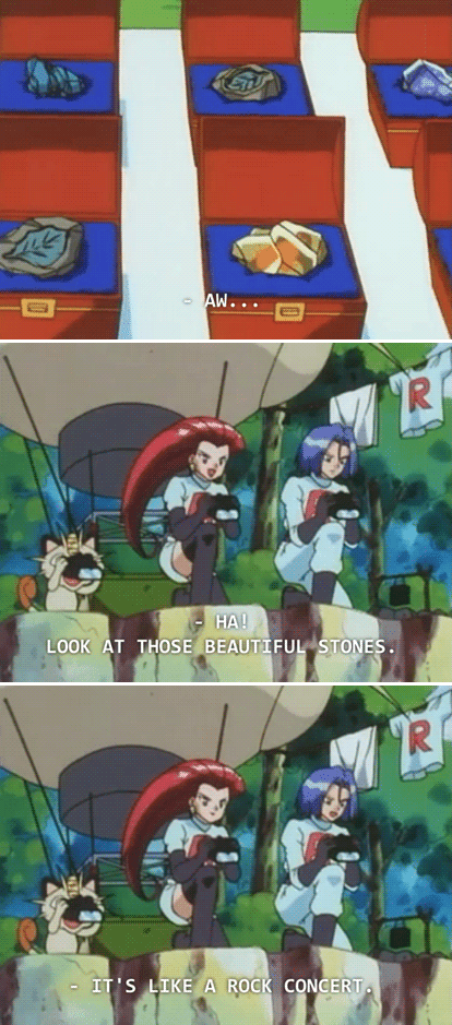 puns Team Rocket james - 8122160384