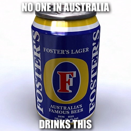australia fosters funny - 8122358528