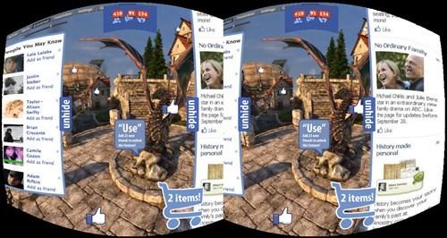 facebook oculus rift - 8122820864