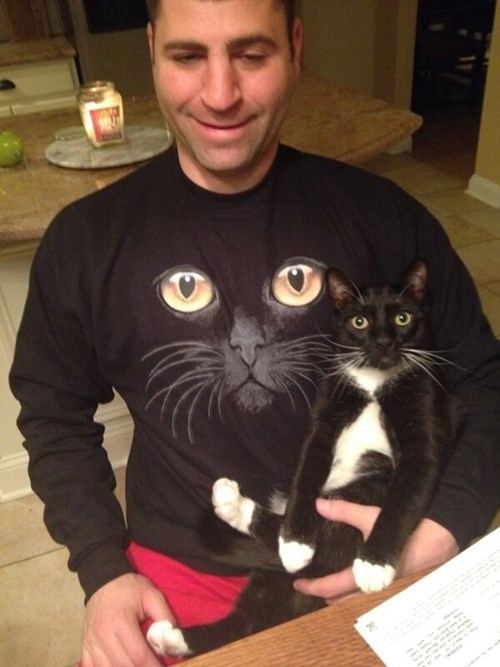 Cats t shirts poorly dressed g rated - 8122935040