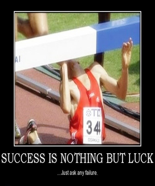 FAIL funny success lucky - 8122956544