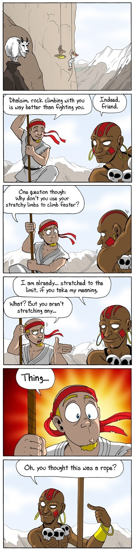 Street fighter,TMI,web comics,dhalsim
