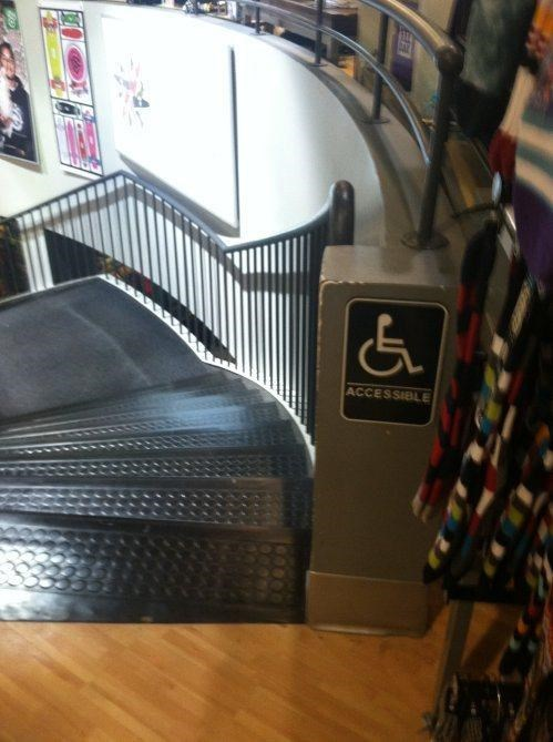 handicapped,stairs,wheelchair accessible