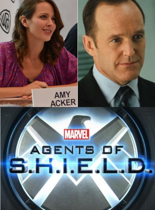 Amy Acker marvel whedonverse agents of shield - 8123154176