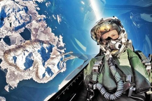air force BAMF military selfie - 8123194880
