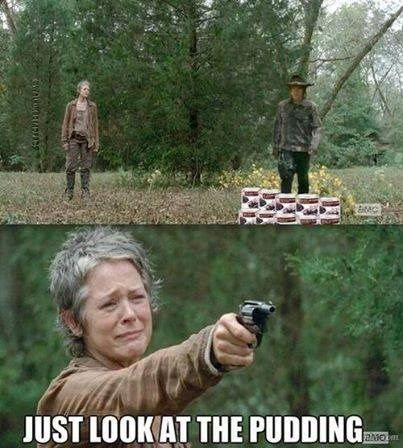 carl grimes pudding carol peletier - 8123294976