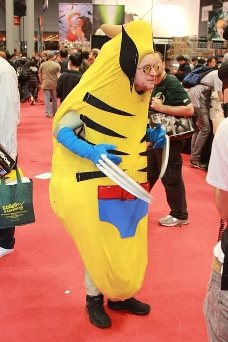 cosplay,x men,superheroes,wolverine,bad cosplay
