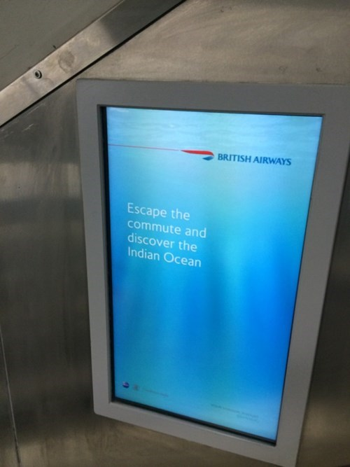 poorly timed ads,ads,british airways,malaysian airlines,flying