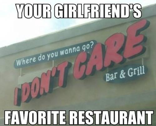 girlfriends relationships restaurants dating - 8124160256