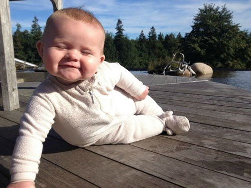 baby parenting smile - 8124307200