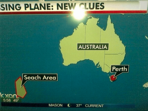 KXAN fail in missing R from search and also that is not where Perth is.