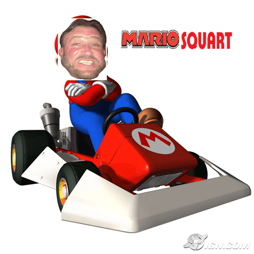 nintendo Mario Kart squart super smash bros - 8124614144