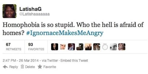 homophobia,twitter