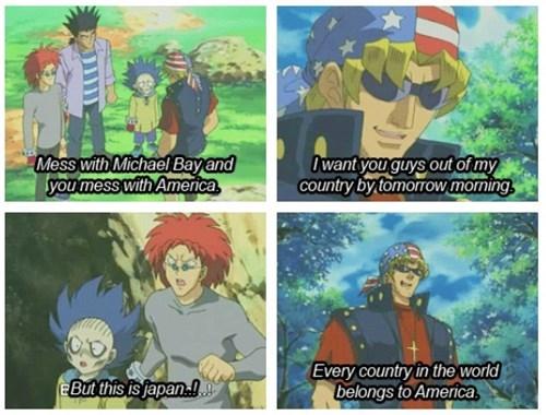 Michael Bay anime Japan - 8125671168