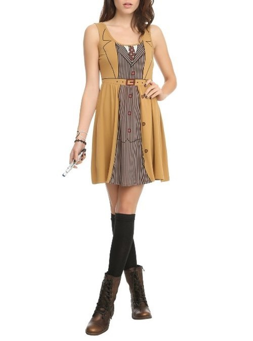 costume,10th doctor,dress