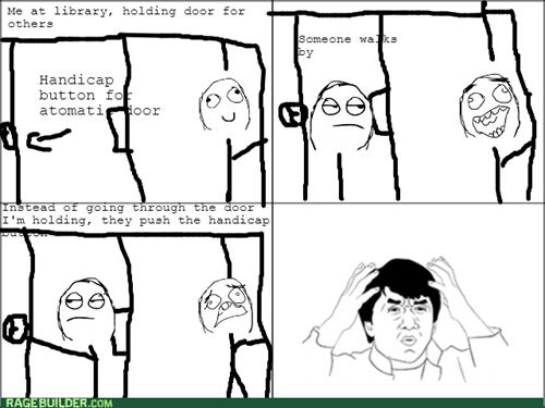 door,library