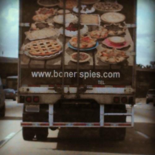 monday thru friday work pie truck - 8125775104
