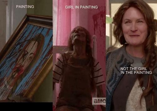 walkers foreshadowing The Walking Dead - 8125893632