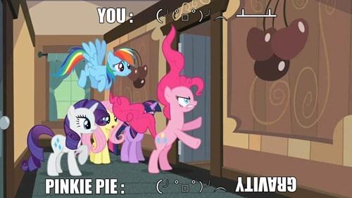 pinkie pie table flipping magic - 8126007808