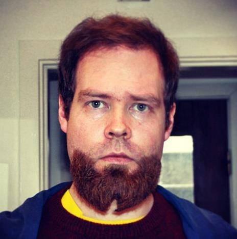 beard facial hair poorly dressed g rated - 8126085632