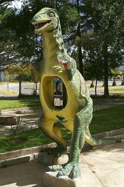 design,phone,payphone,dinosaurs