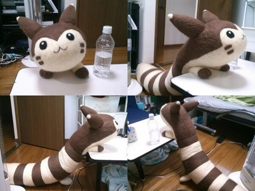 Pokémon furret - 8126533376