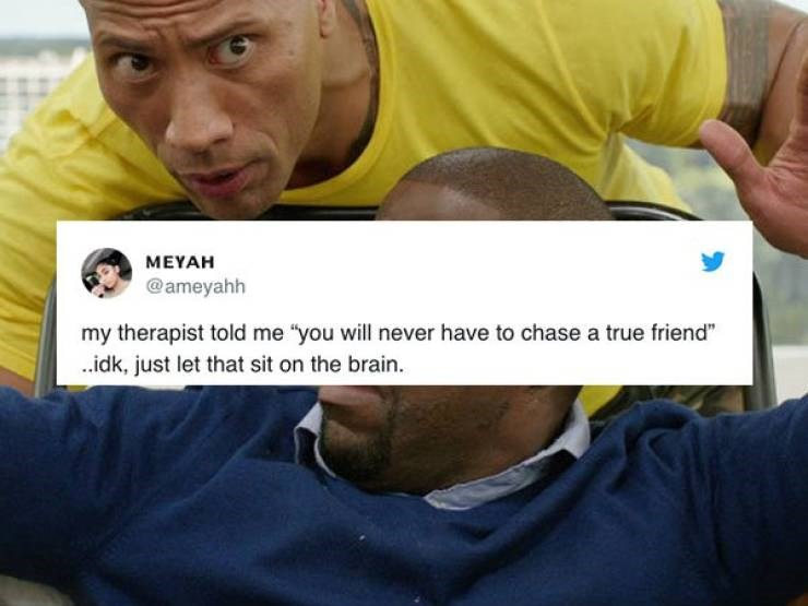 twitter users share their most profound wisdom from therapy
