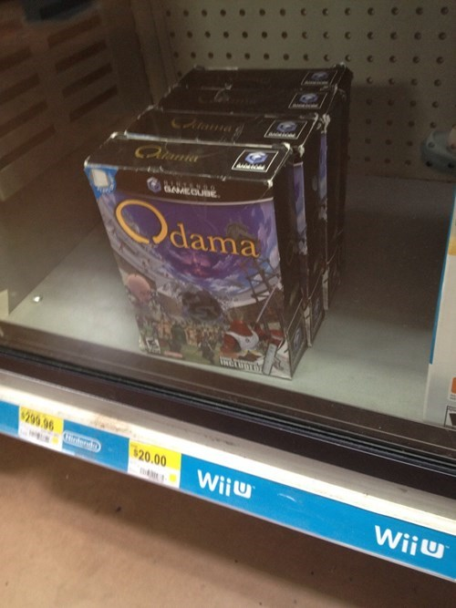 gamecube thanks obama odama - 8127929600