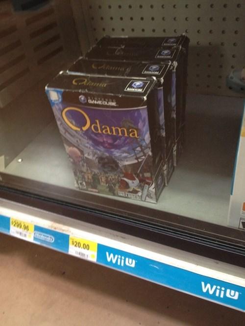 gamecube thanks obama - 8127929600