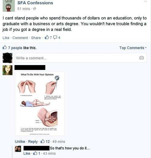 school college opinions failbook - 8128666880