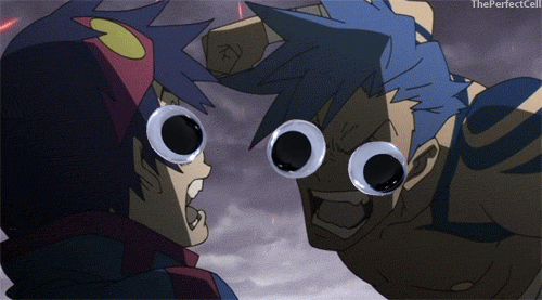 anime,Gurren Lagann