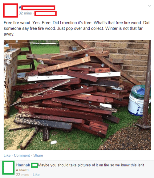 wood,free stuff,failbook,g rated