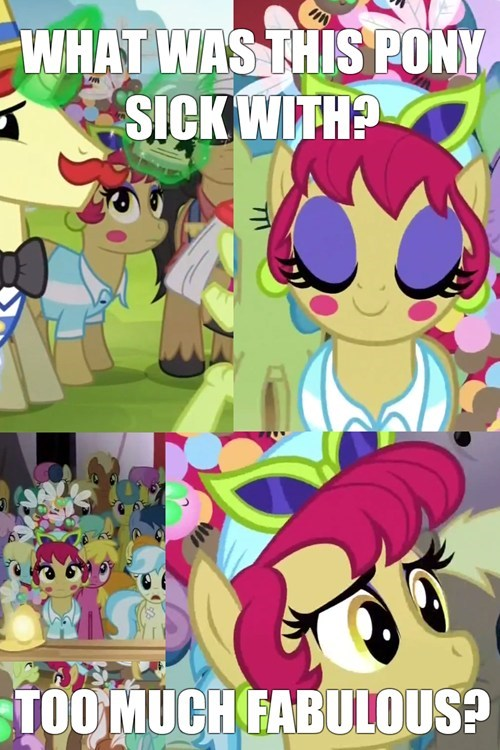 background pony fabulous sick - 8129595904