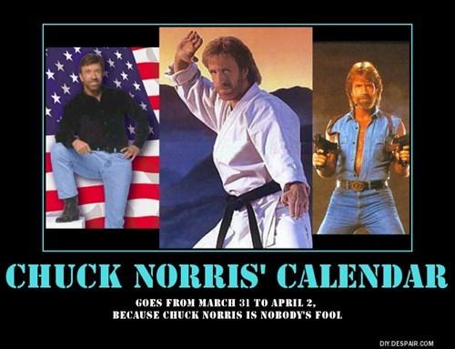 wtf april fools chuck norris funny - 8129719296