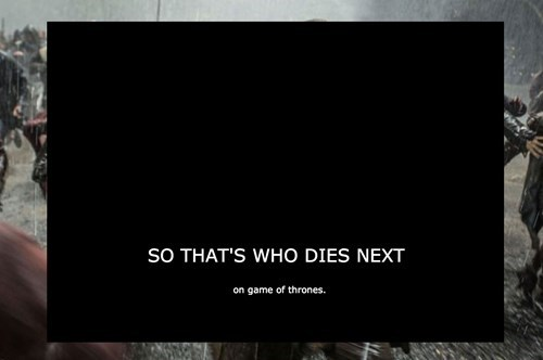 Game of Thrones spoilers wrong funny - 8129927936