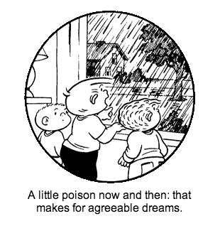 Family Circus nietzsche web comics - 8129986304