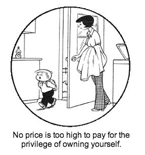 Family Circus nietzsche web comics - 8129987584