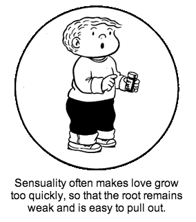 Family Circus nietzsche web comics - 8130002176