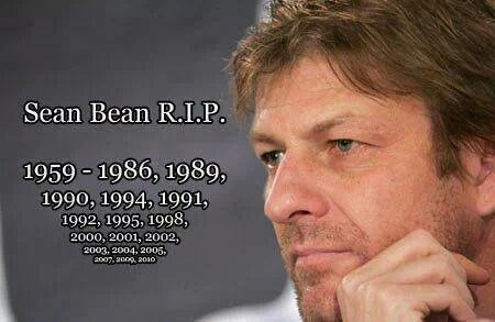 Oh, Sean Bean is In It? Brace Yourselves, Death is Coming
