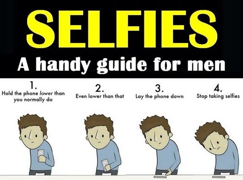 selfie,selfies for men