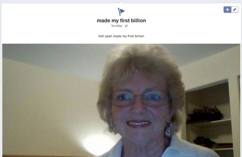 grandma facebook thug life failbook g rated