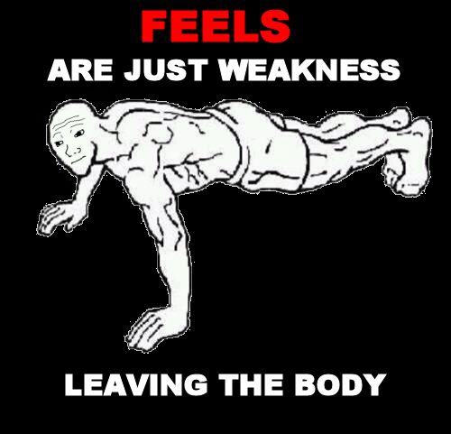 feels that feel workout exercise i know that feel bro - 8130283520