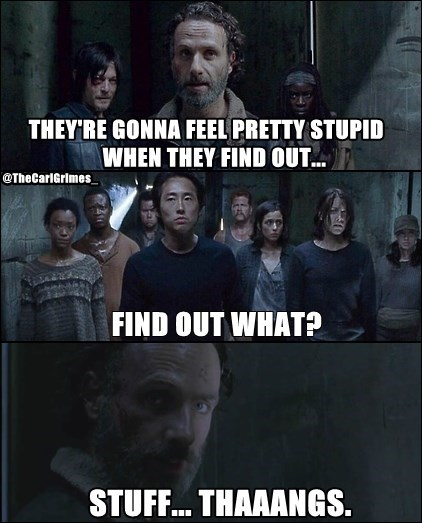 Rick Grimes,stuff and things,The Walking Dead