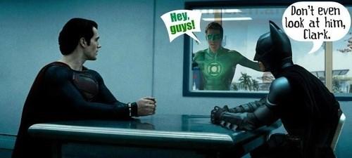 justice league batman Green lantern superman - 8130480640