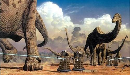 daleks dinosaurs - 8130510080