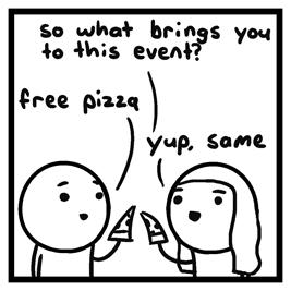 pizza,web comics