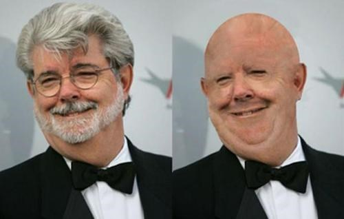 george lucas star wars beards - 8131413248